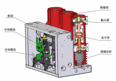 VH4(G)-12无重燃真空断路器