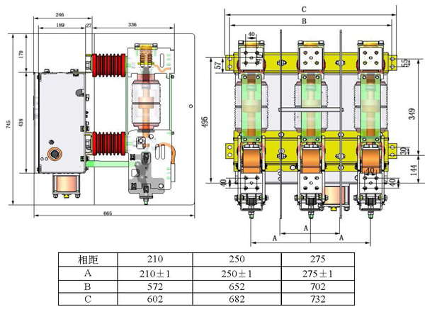 VH3(G)无重燃真空断路器